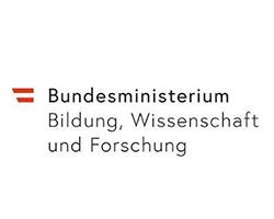 Bundesministerium für Bildung, Wissenschaft und Forschung Logo