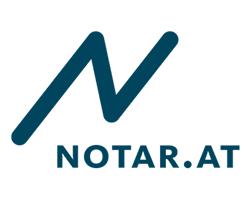 Notar.at Logo