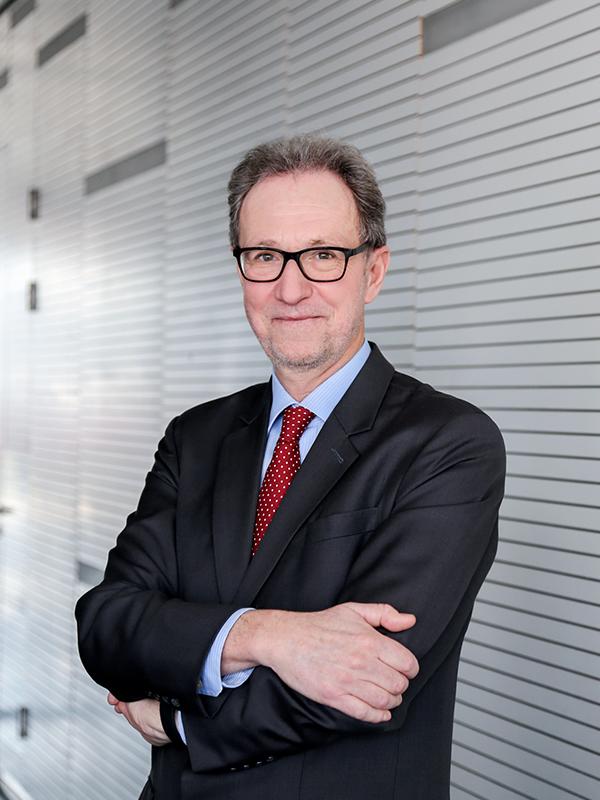 Dieter Hampel / Obmann & Vorstandsmitglied