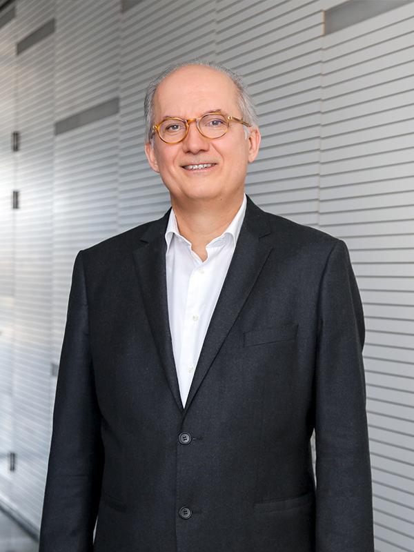 Werner Suppan / Vorstandsmitglied