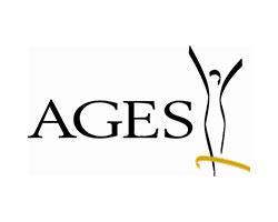 AGES Logo englisch