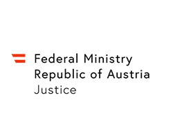 Logo of Austrian Federal Ministry of Justice