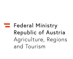 Logo of Austrian Federal Ministry of Agriculture, Regions and Tourism